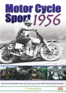 Motor Cycle Sport 1956, DVD  DVD