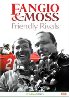Fangio and Moss - Friendly Rivals, DVD  DVD
