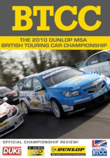 BTCC Review: 2010, DVD  DVD