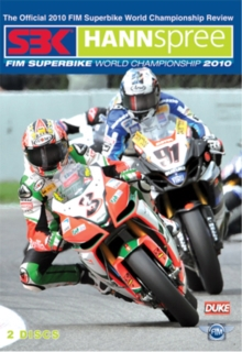 World Superbike Review: 2010, DVD  DVD
