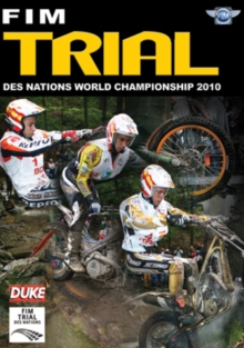Trials Des Nations: 2010 Review, DVD  DVD