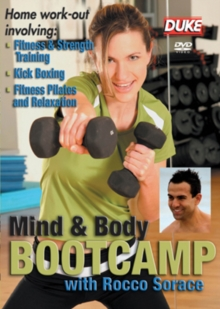 Mind and Body Bootcamp With Rocco Sorace, DVD  DVD