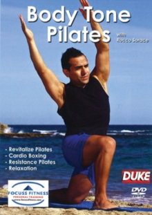 Body Tone Pilates, DVD  DVD