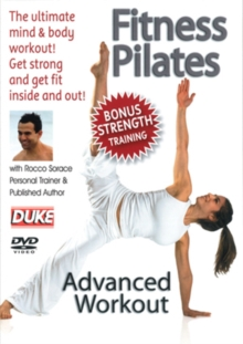 Fitness Pilates: Advanced Workout, DVD  DVD