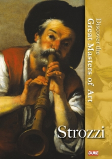Discover the Great Masters of Art: Bernardo Strozzi, DVD  DVD