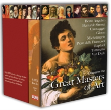Discover the Great Masters of Art: Collection, DVD  DVD