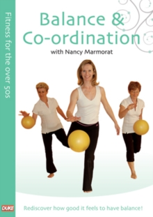 Fitness for the Over 50s: Balance and Coordination, DVD  DVD