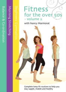 Fitness for the Over 50s: Volume 2, DVD  DVD