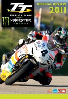 TT 2011: Offical Review, DVD  DVD