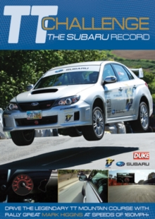 TT Challenge: The Subaru Record, DVD  DVD