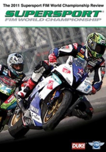 Supersport World Championship Review: 2011, DVD  DVD