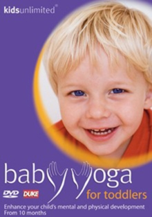 Baby Yoga for Toddlers, DVD  DVD