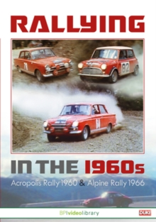 Classic Rallying from the 1960s, DVD  DVD