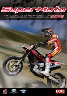 Supermoto World Championship Review: 2012, DVD  DVD