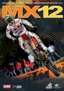 World Motocross Review: 2012, DVD  DVD
