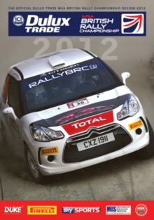 British Rally Championship Review: 2012, DVD  DVD