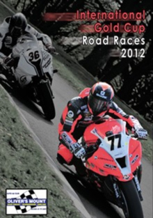 Scarborough International Gold Cup Road Races: 2012, DVD  DVD