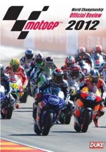 MotoGP Review: 2012, DVD  DVD