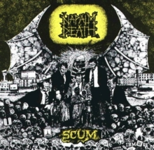 Scum, CD / Album Cd