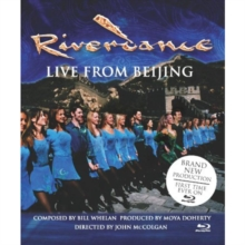 Riverdance: Live in Beijing, Blu-ray  BluRay
