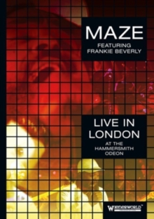 Maze: Live - Featuring Frankie Beverly, DVD  DVD
