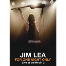 Jim Lea: For One Night Only - Live at the Robin 2, DVD DVD