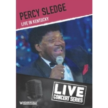 Percy Sledge: Live in Concert, DVD  DVD