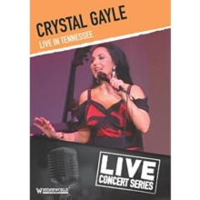 Crystal Gayle: Live in Tennessee, DVD  DVD