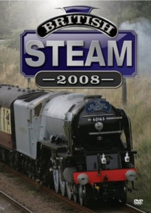 British Steam 2008, DVD  DVD