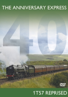 The Anniversary Express - 1T57 Reprised, DVD DVD