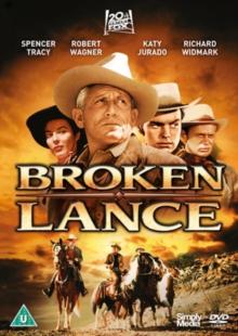 f4f5d5786315 Broken Lance  Edward Dmytryck  Spencer Tracy  5019322350330  hive.co.uk