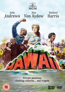 Hawaii, DVD  DVD