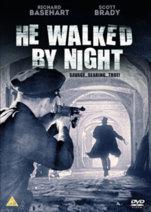 He Walked By Night, DVD  DVD