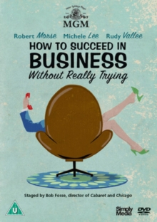 How to Succeed in Business Without Really Trying, DVD  DVD
