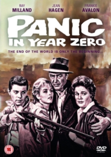 Panic in Year Zero, DVD  DVD
