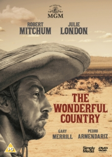 The Wonderful Country, DVD DVD