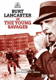 The Young Savages, DVD DVD