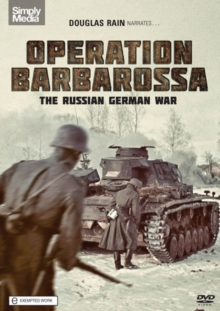 Operation Barbarossa - The Russian/German War, DVD  DVD