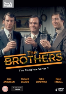 The Brothers: The Complete Series 2, DVD DVD