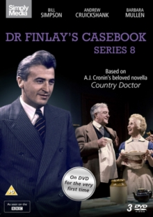 Dr Finlay's Casebook: Series 8, DVD DVD