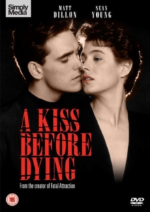 A   Kiss Before Dying, DVD DVD