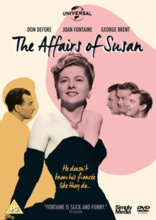 The Affairs of Susan, DVD DVD