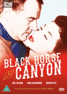 Black Horse Canyon, DVD DVD