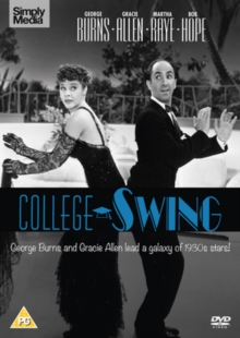 College Swing, DVD DVD