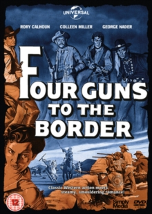 Four Guns to the Border, DVD DVD