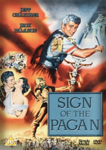 Sign of the Pagan, DVD DVD