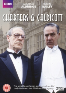 Charters and Caldicott, DVD DVD
