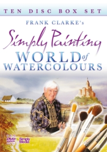 Frank Clarke's Simply Painting: World of Watercolours, DVD DVD
