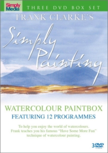 Simply Painting: Watercolour Paintbox, DVD DVD