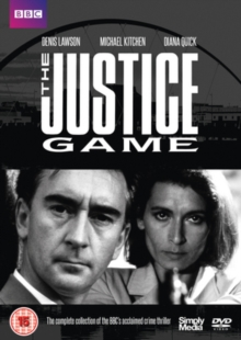 The Justice Game, DVD DVD